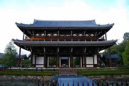 東福寺 国宝三門